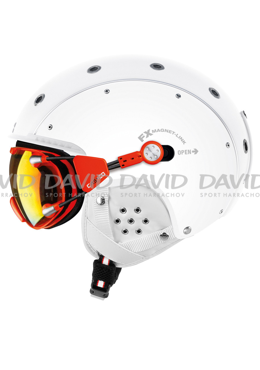 detail Casco SP-3 Airwolf white 2510