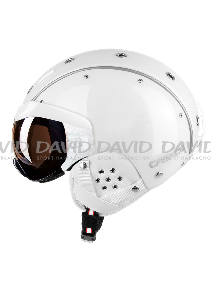 Casco SP-6 Visor white Vautron 2555
