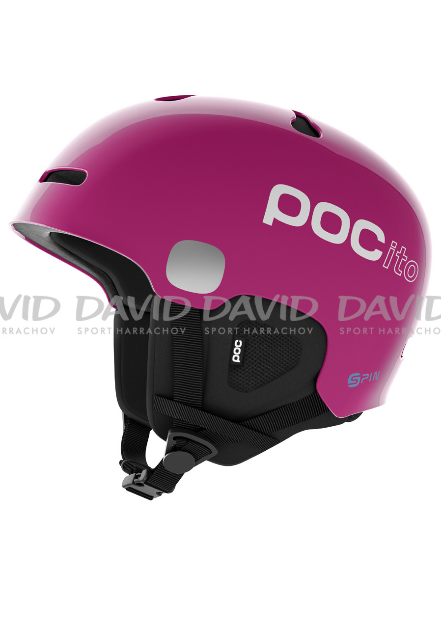 POC POCito Auric Cut SPIN Fluo Pink