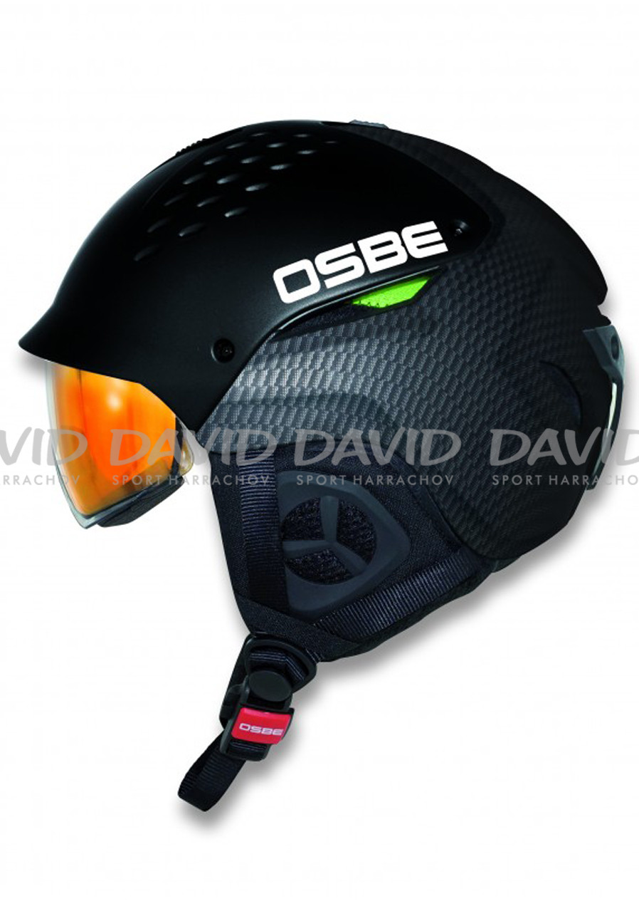 OSBE HYBRID MONO CARBON LOOK/BLACK