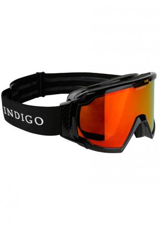 detail Lyžařské brýle Indigo Snow Edge černé 94138d0f149