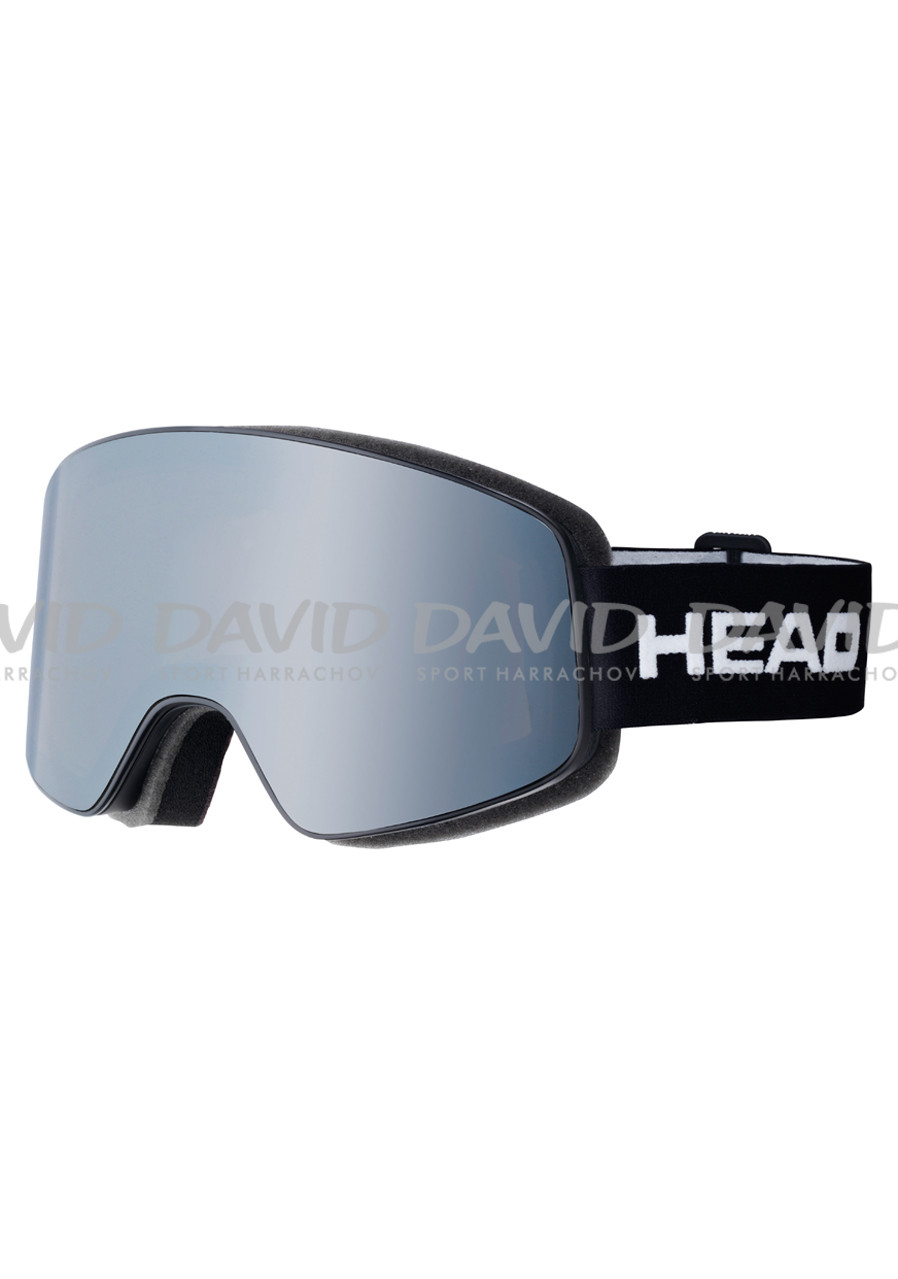 HEAD HORIZON RACE black + SpareLens