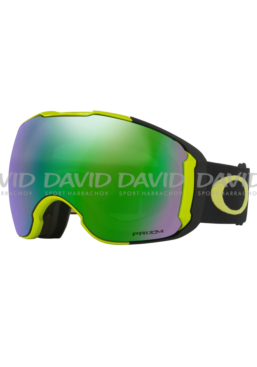 OAKLEY 7071-17 AB XL CITRUS BLACK