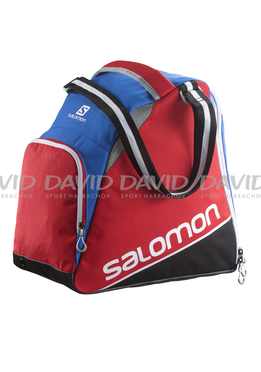 Taška na boty Salomon Extend Gear Bag Re/Bl