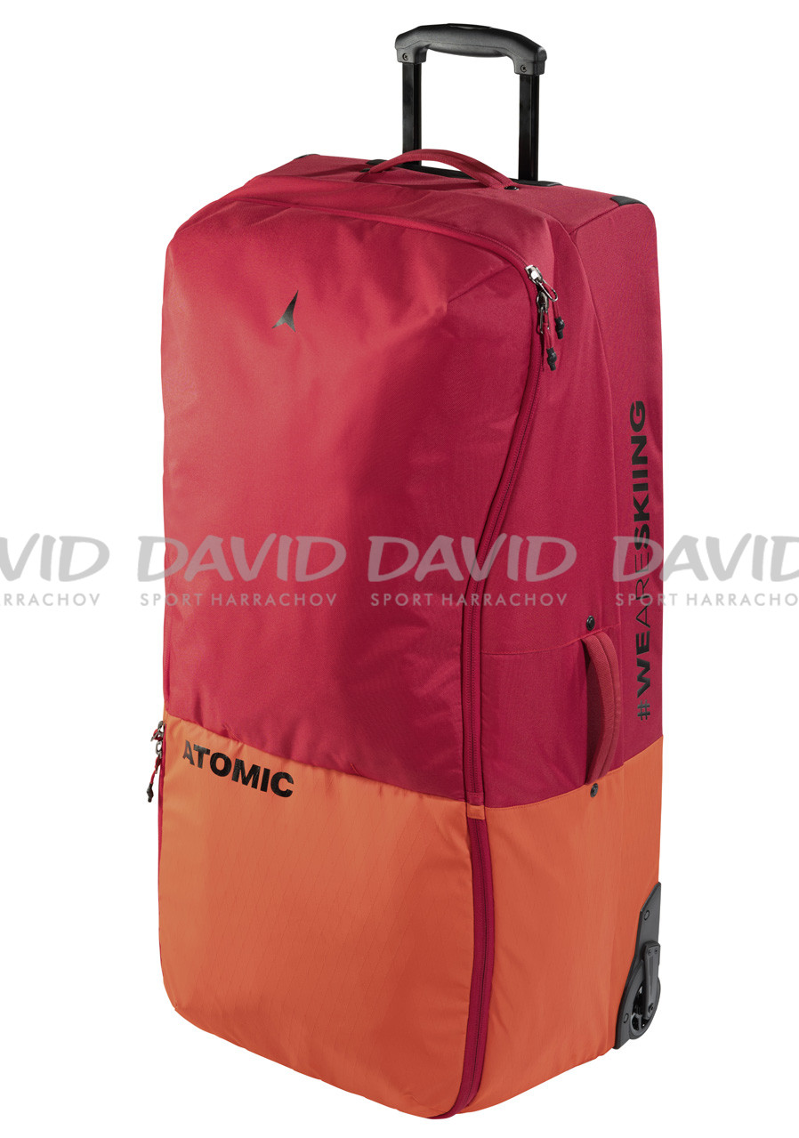 detail ATOMIC RS TRUNK 130L RED/BRIGHT RED