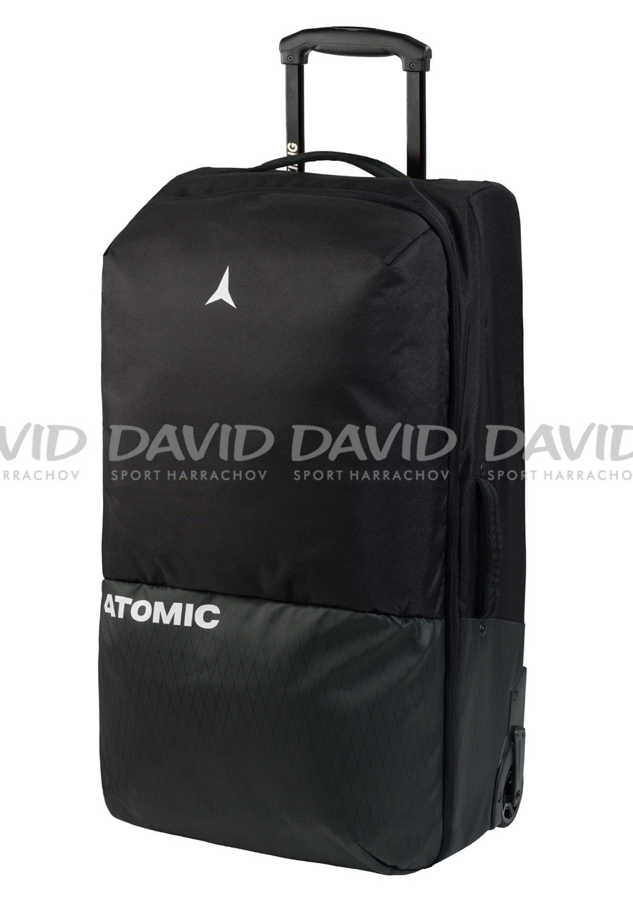 detail ATOMIC TROLLEY 90L BLACK/BLACK