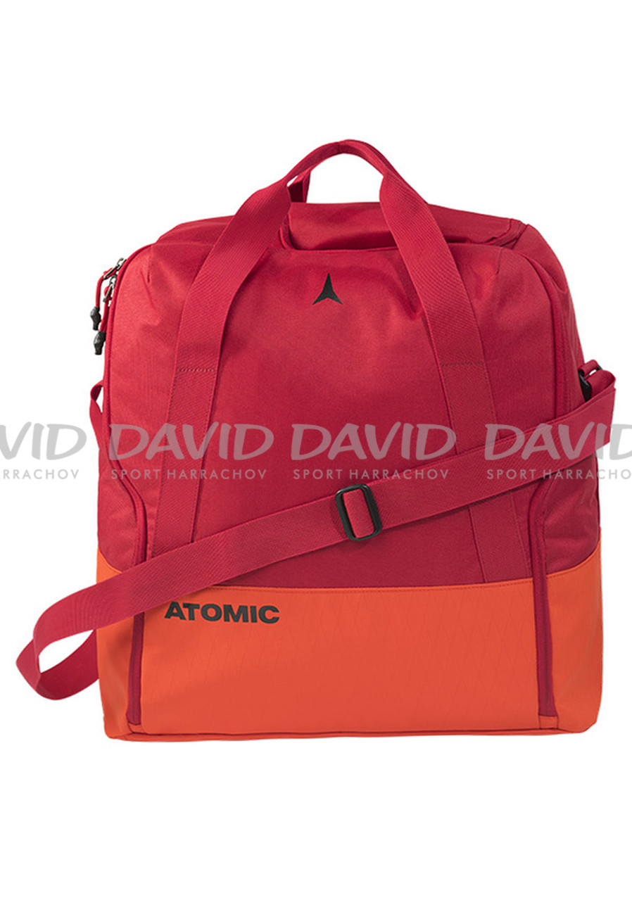 ATOMIC BOOT & HELMET BAG RED/BRIGHT RED