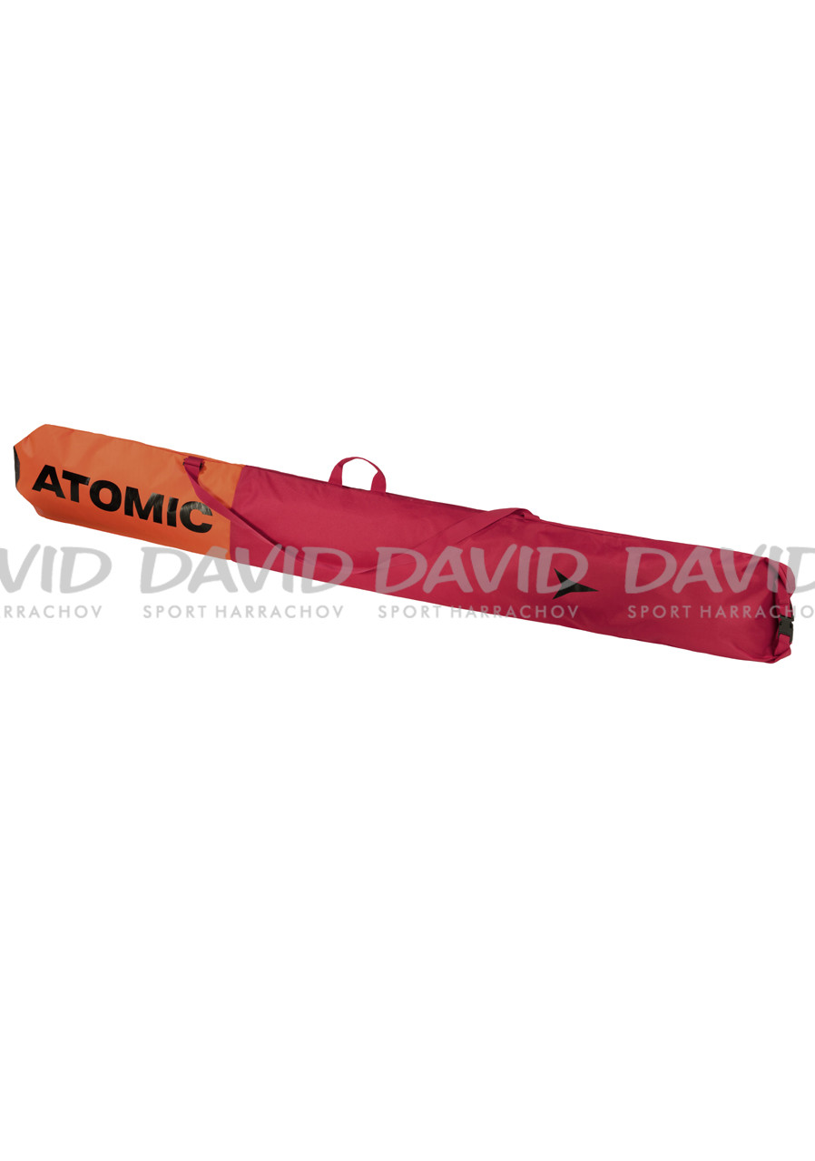 Obal na lyže Atomic Ski Sleeve Red/BriRed