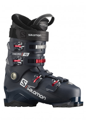 Salomon X ACCESS 90 Petrol Blue/Red