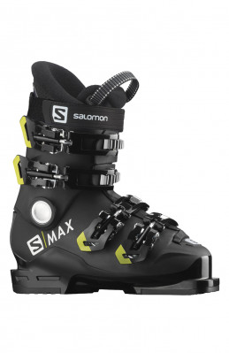 Salomon S/Max 60T L Black/acid Green