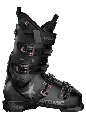 Atomic HAWX ULTRA 115 S W Black/Rose Gold