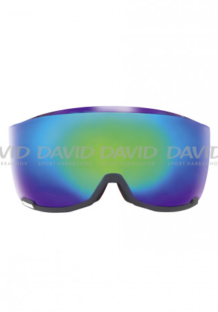 detail Atomic Visor ID HD Lens Green