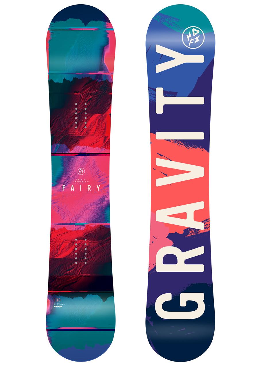 483a865e19 detail Dětský snowboard GRAVITY FAIRY