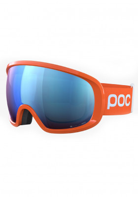 Lyžařské brýle POC Fovea Clarity Comp Fluo Orange/Sp Blue One