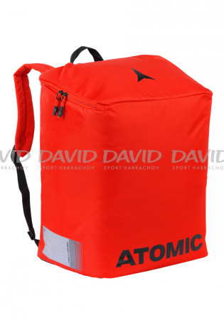 detail Atomic Boot & Helmet Pack Bright Red/Black