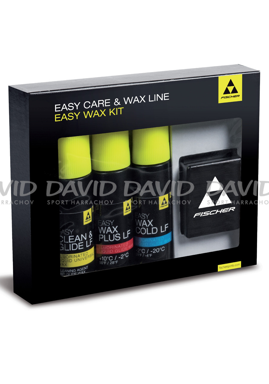 Fischer Easy Wax Kit