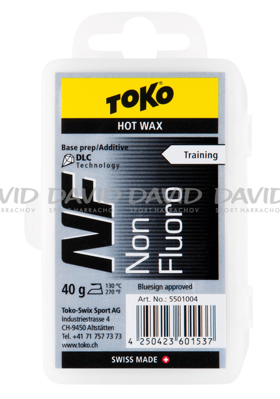Vosk Toko NF Hot Wax Black 40g