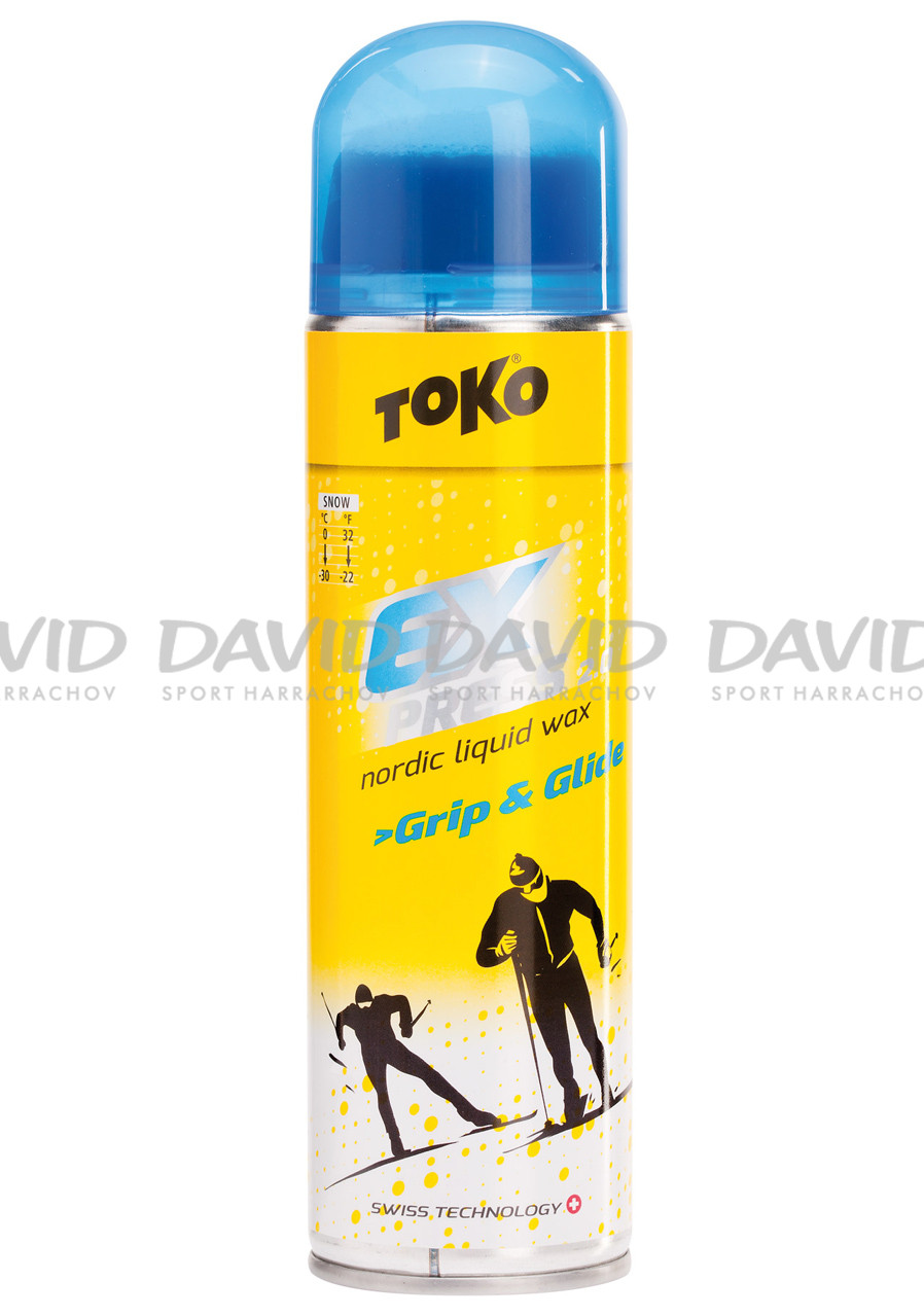 TOKO EXPRESS GRIP+GLIDE POCKET 200ml