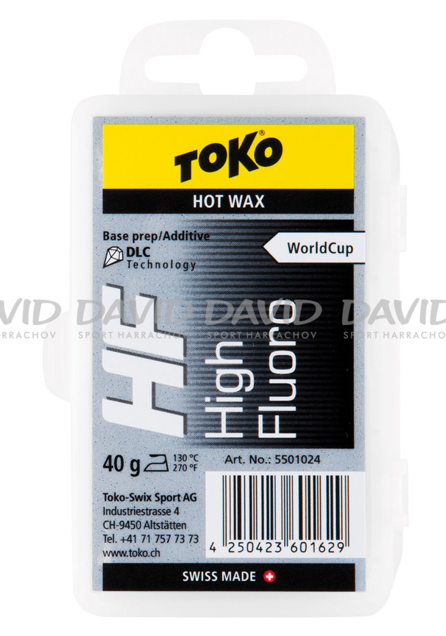 VOSK TOKO HF Hot Wax black