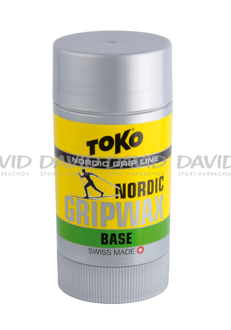 Toko Nordic Grip Wax Base Green 10/-30 st.