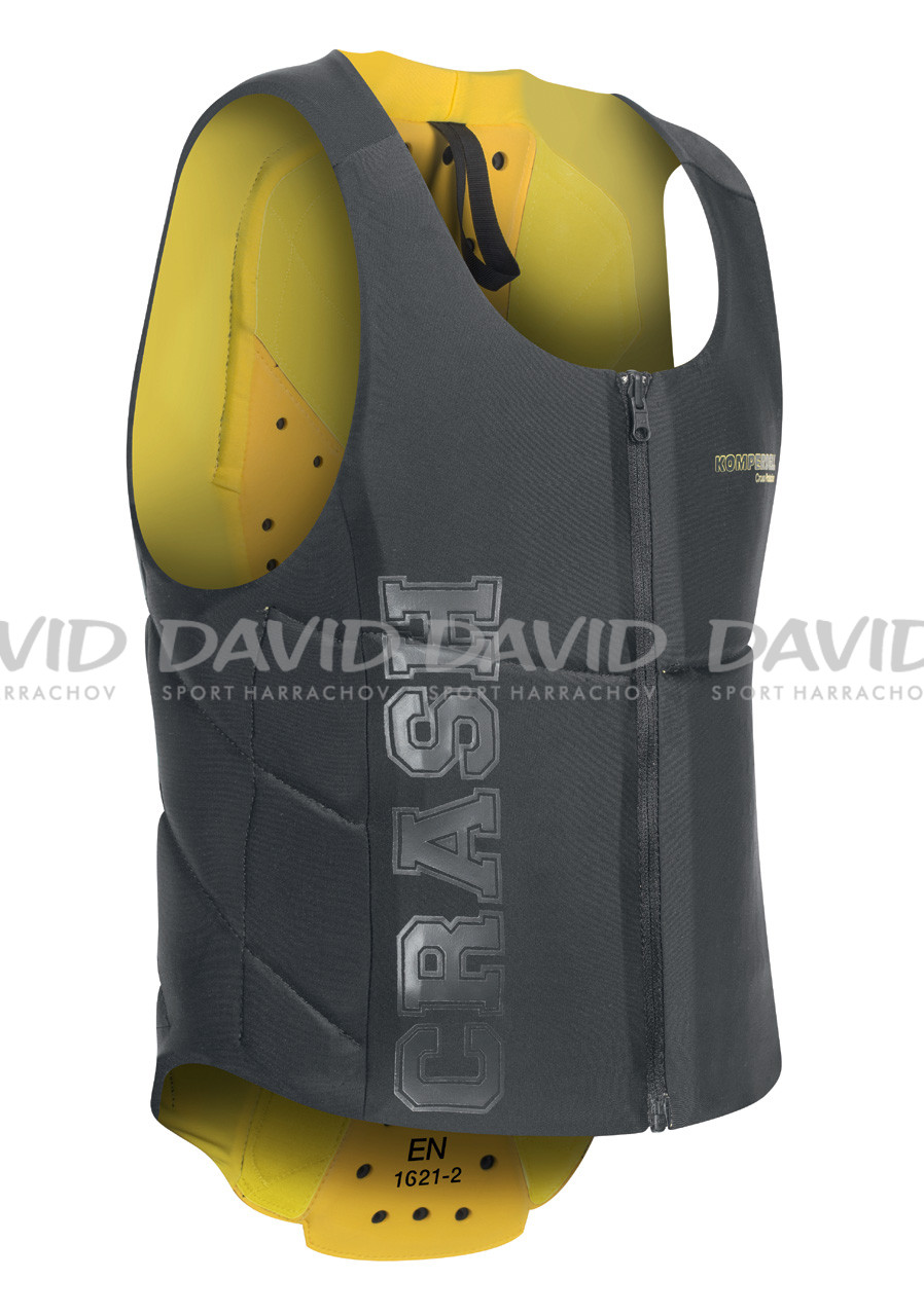Komperdell Ballistic Vest Junior Yellow