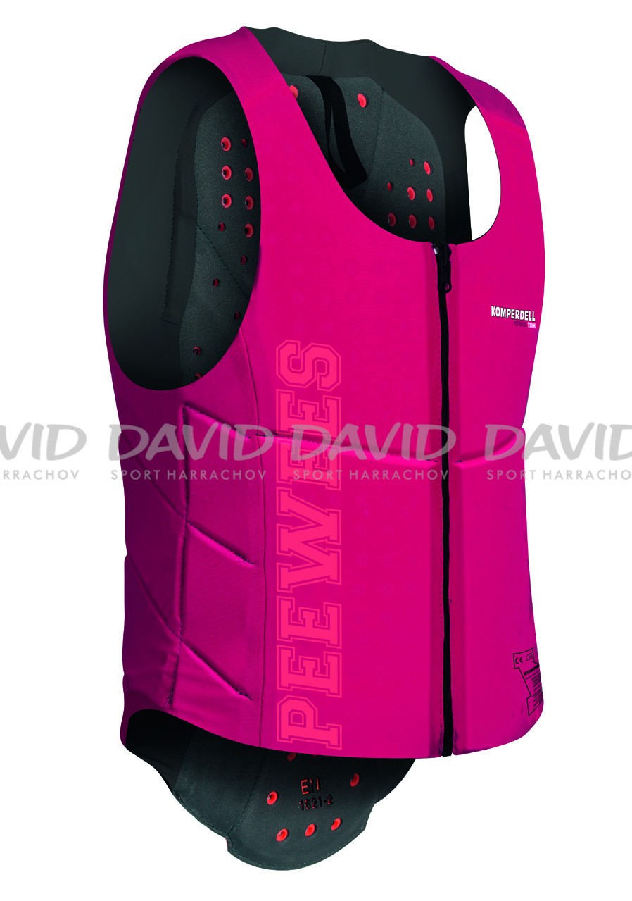 Komperdell Ballistic Vest Junior Girls Pink