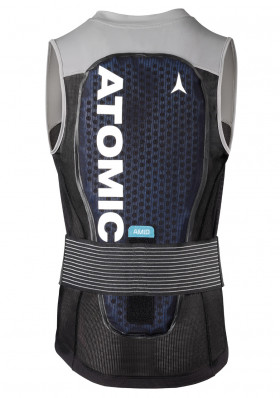 Atomic Live Shield Vest AMID M Black/Grey