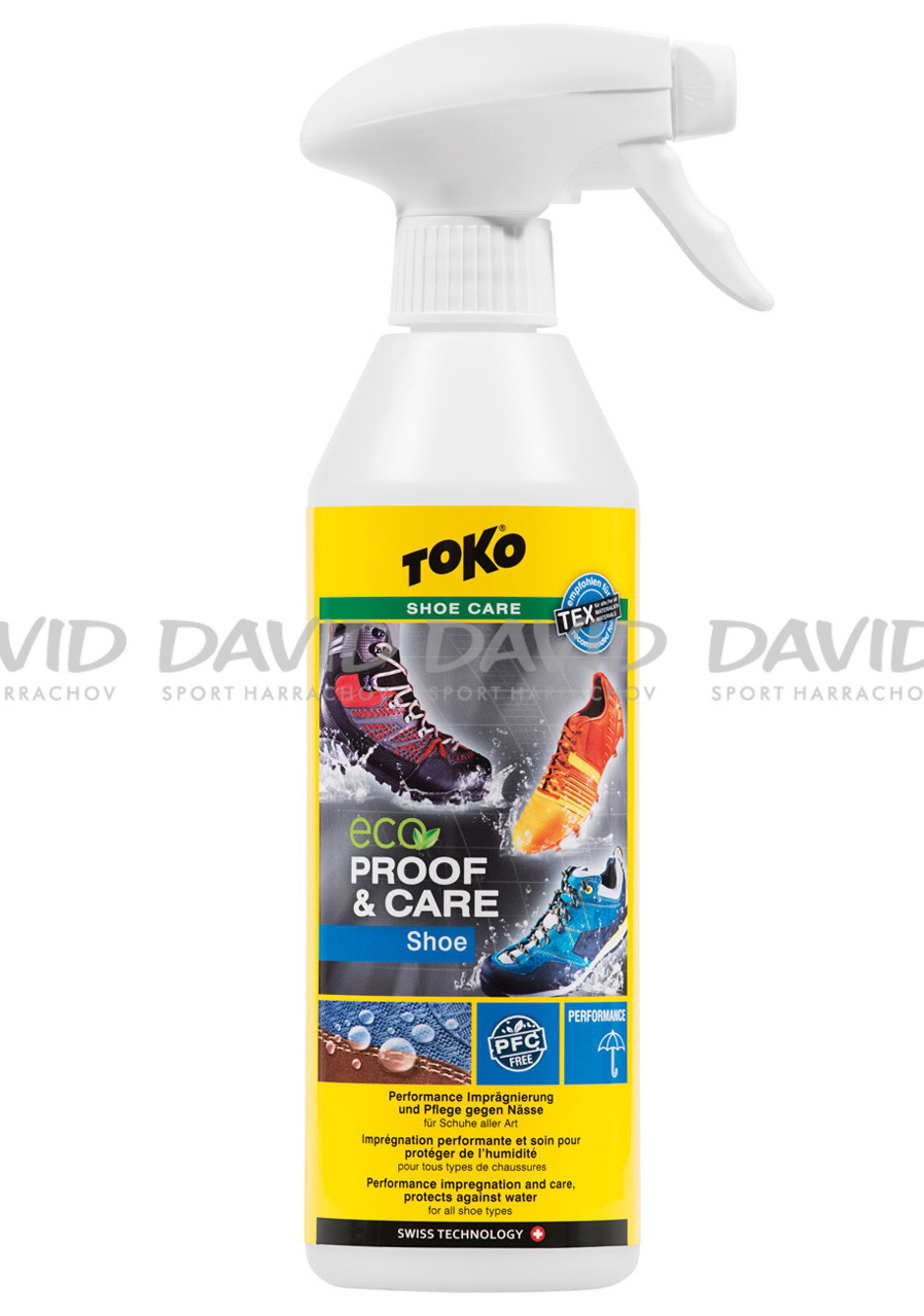 detail IMPREGNACE TOKO ECO Shoe Proof & Care