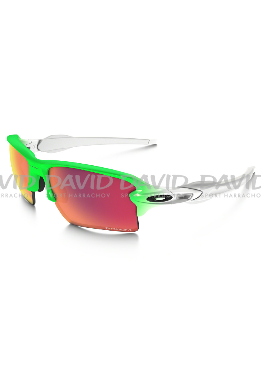 Oakley 9188-43 FLAK 2.0 XL Green/PRIZM FIELD