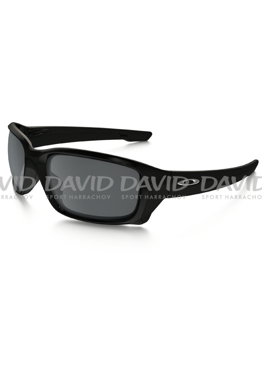 OAKLEY 9331-01 STRAIGHTLINK POLISHED BLACK