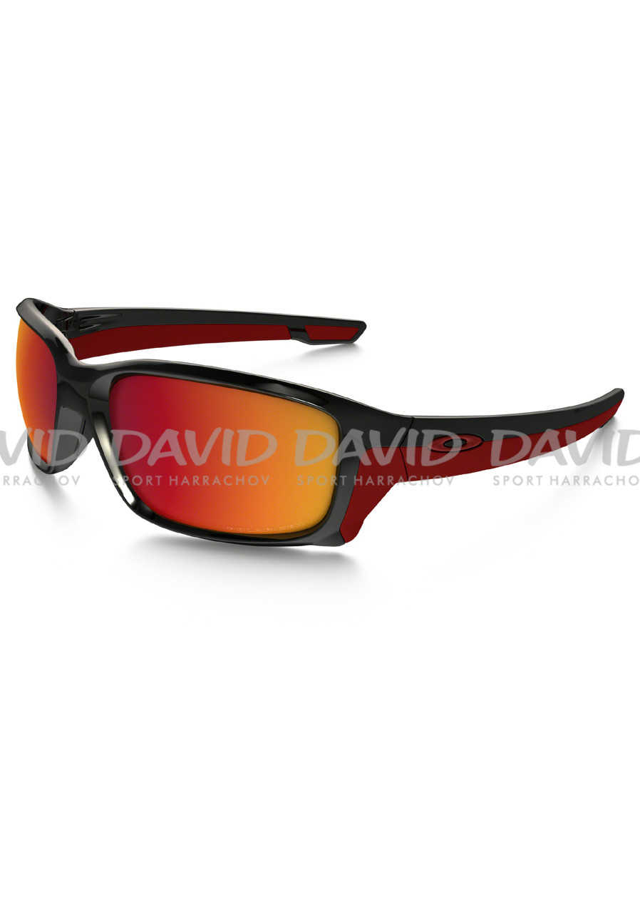 OAKLEY 9331-08 STRAIGHTLINK POLISHED BLACK