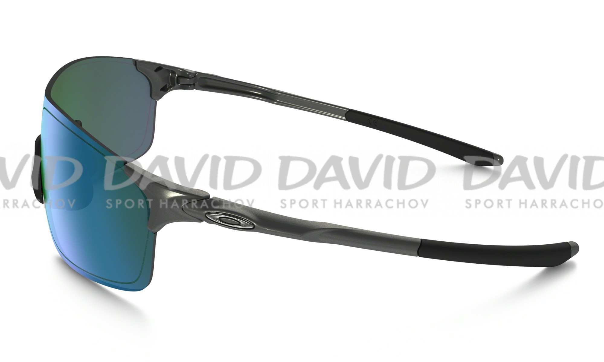 náhled OAKLEY 9383-0338 EVZERO PITCH STEEL SIZE 38