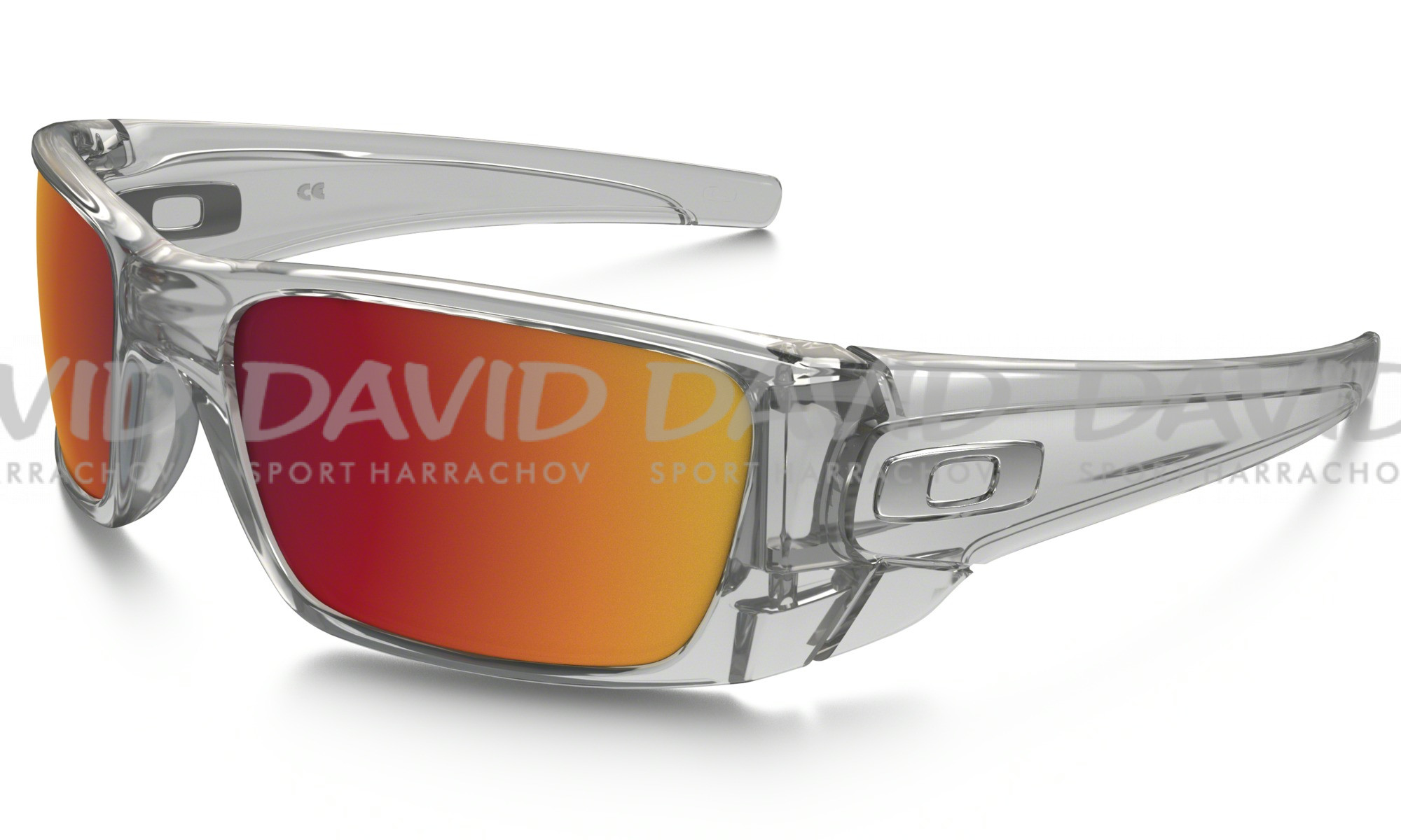 náhled OAKLEY 9096-H660 FUEL CELL POL CLEAR