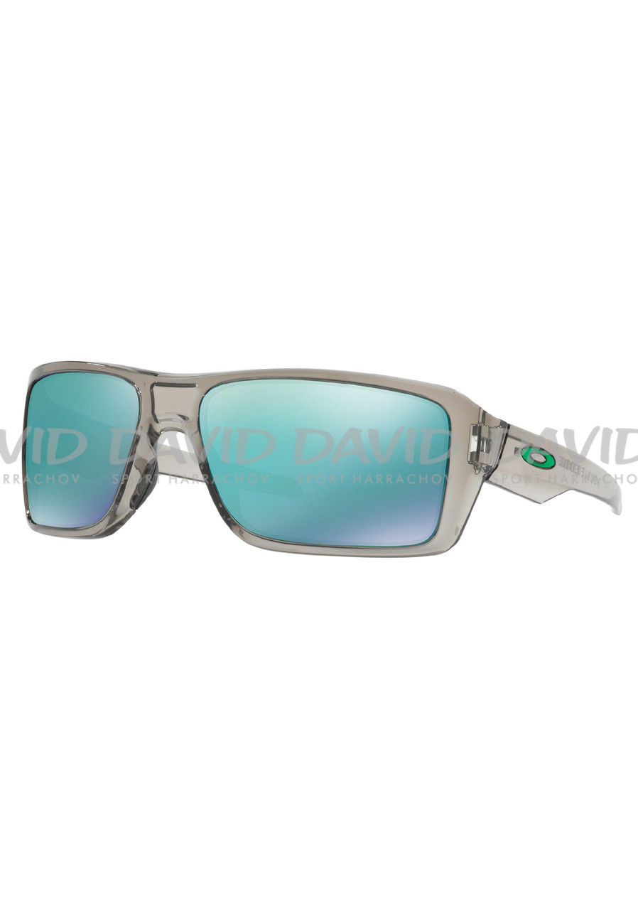 OAKLEY 9380-0366 DOUBLE EDGE GREY