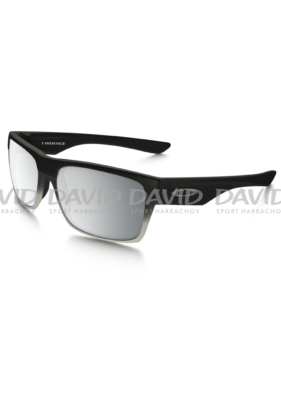 OAKLEY 9189-30 Two Face Machinist Matte Blk/CHR.IRID