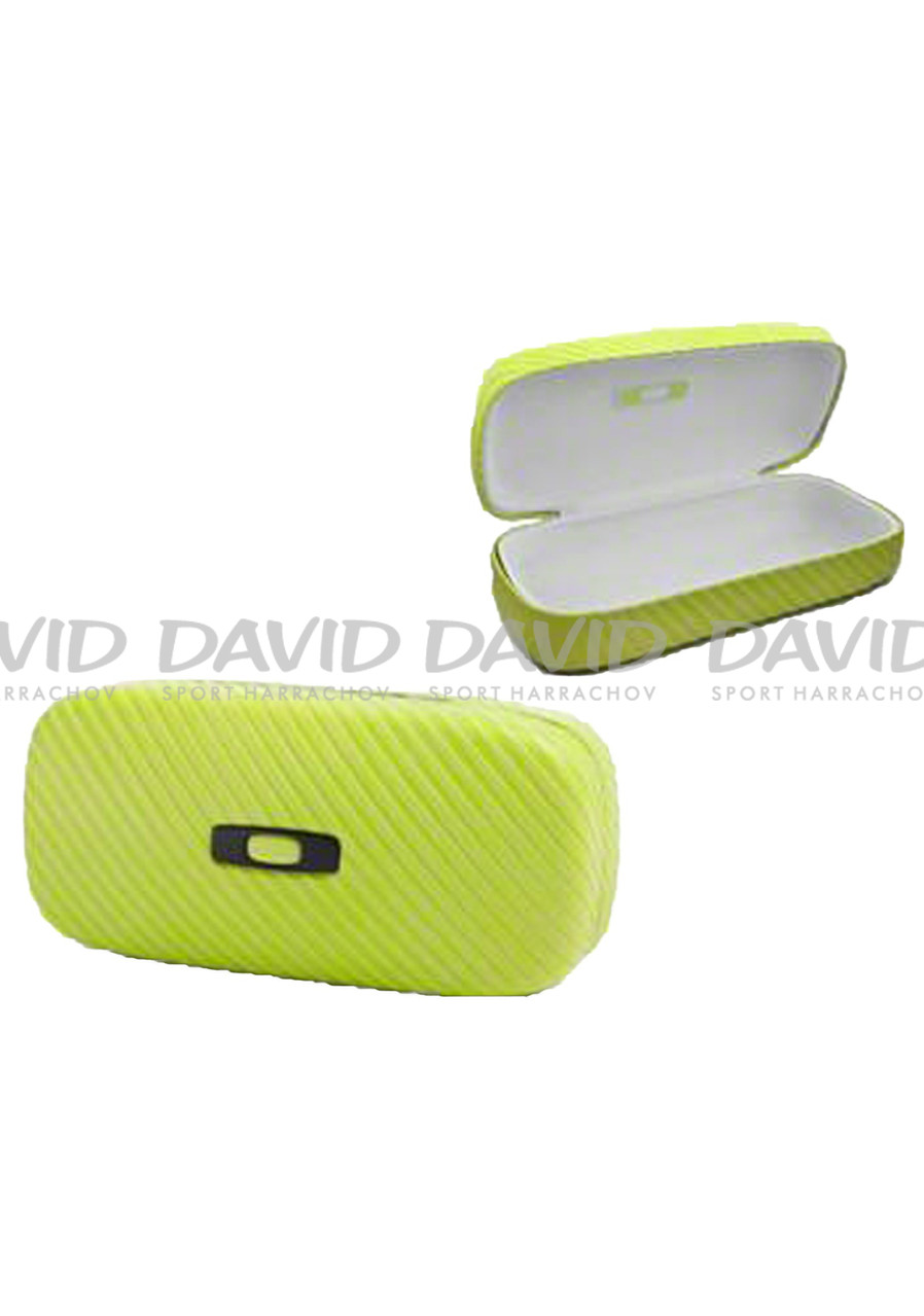 OAKLEY Sq O Hard Case Neon Yellow