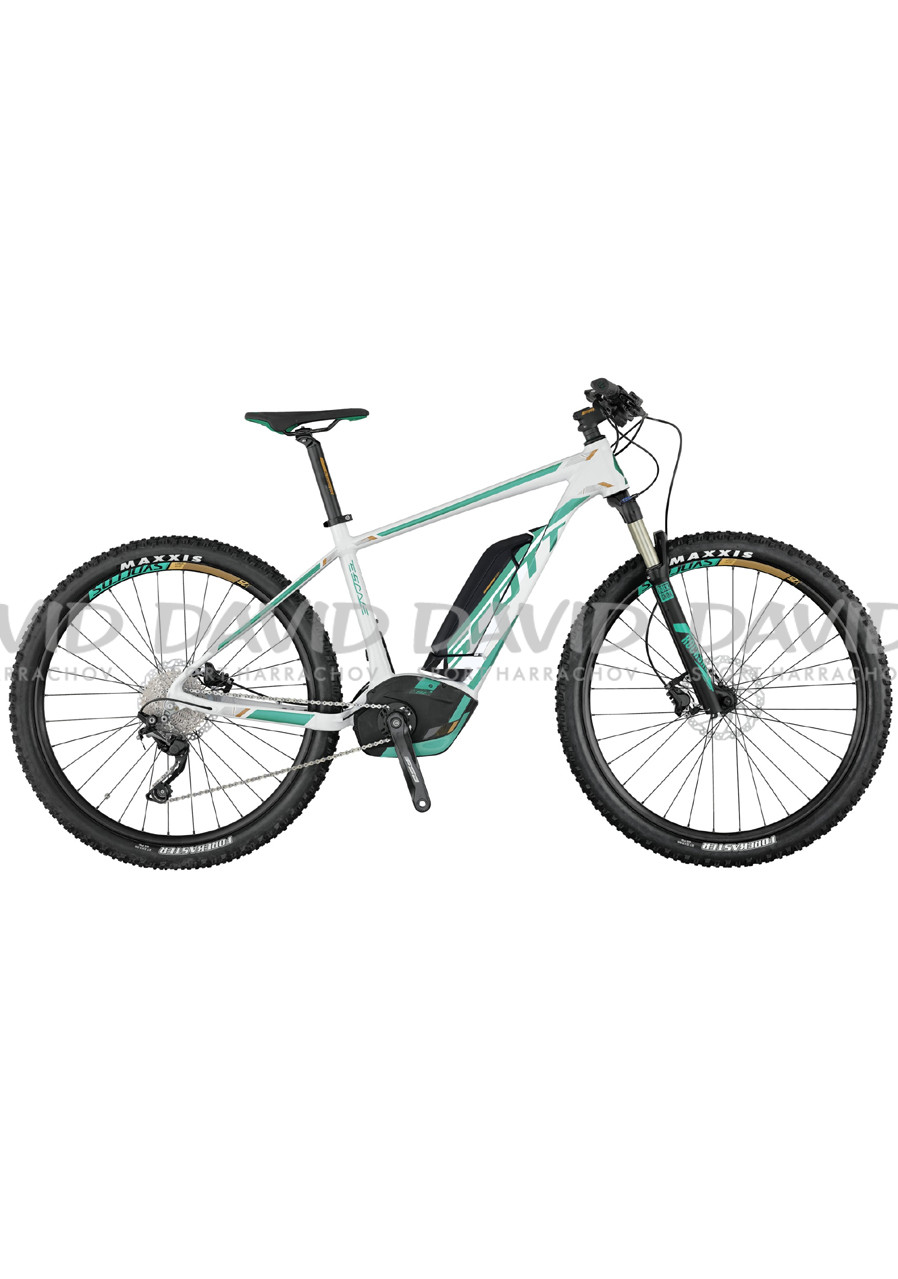 SCOTT 17 BIKE E-CONTESSA SCALE 730