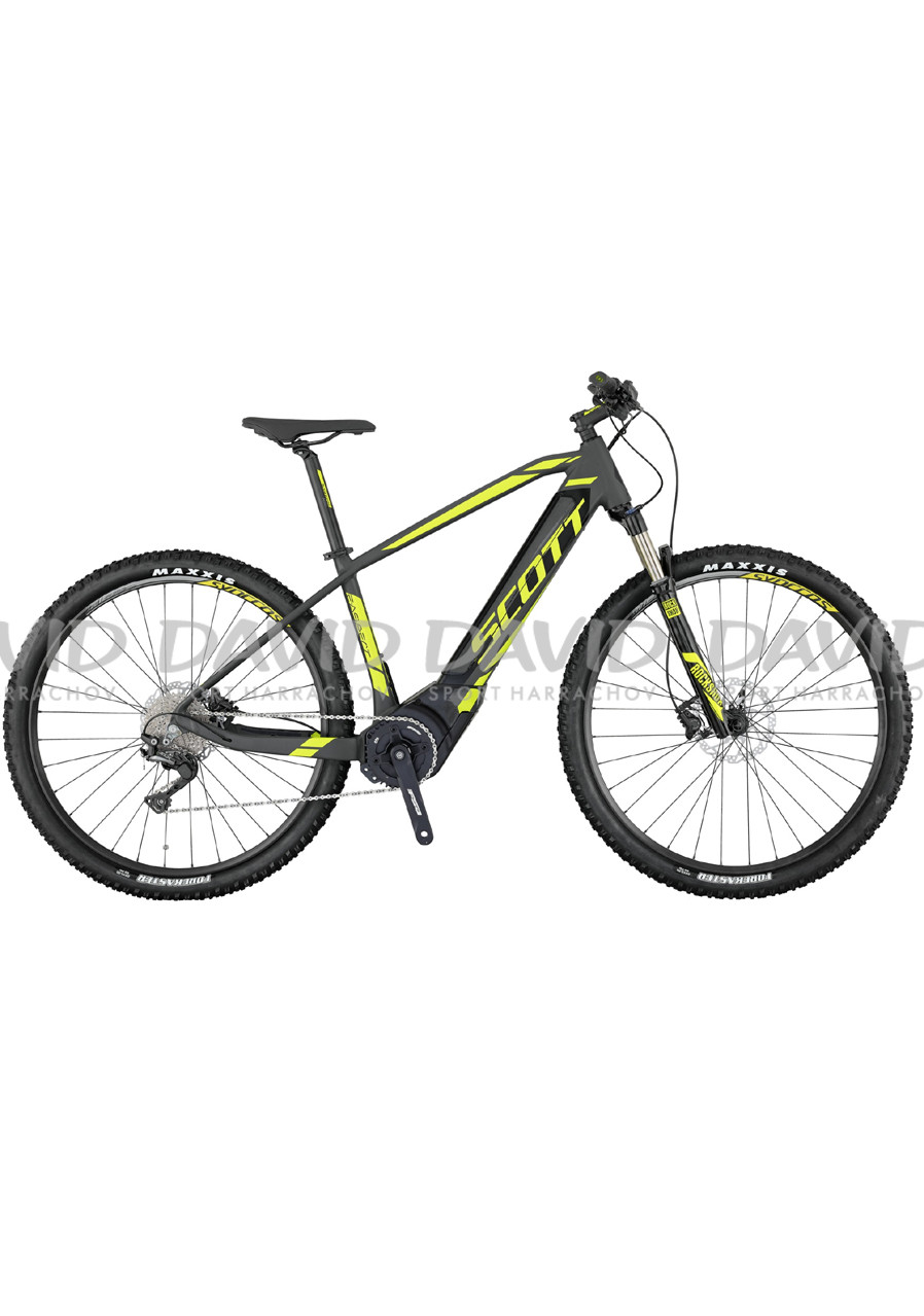 náhled Elektrokolo SCOTT 17 BIKE E-ASPECT 720
