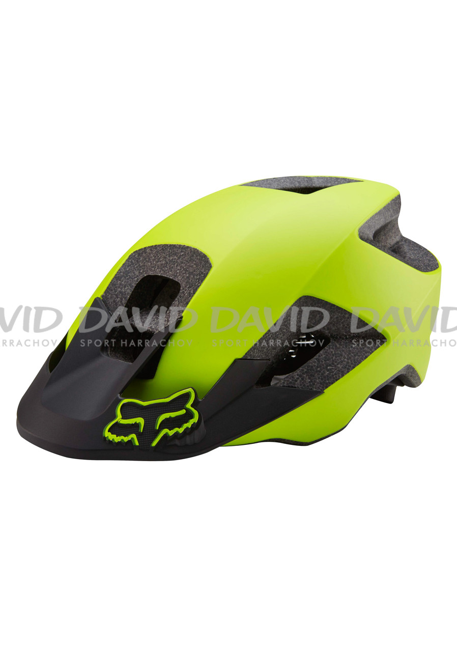 Cyklo helma FOX RANGER FLUO YELLOW