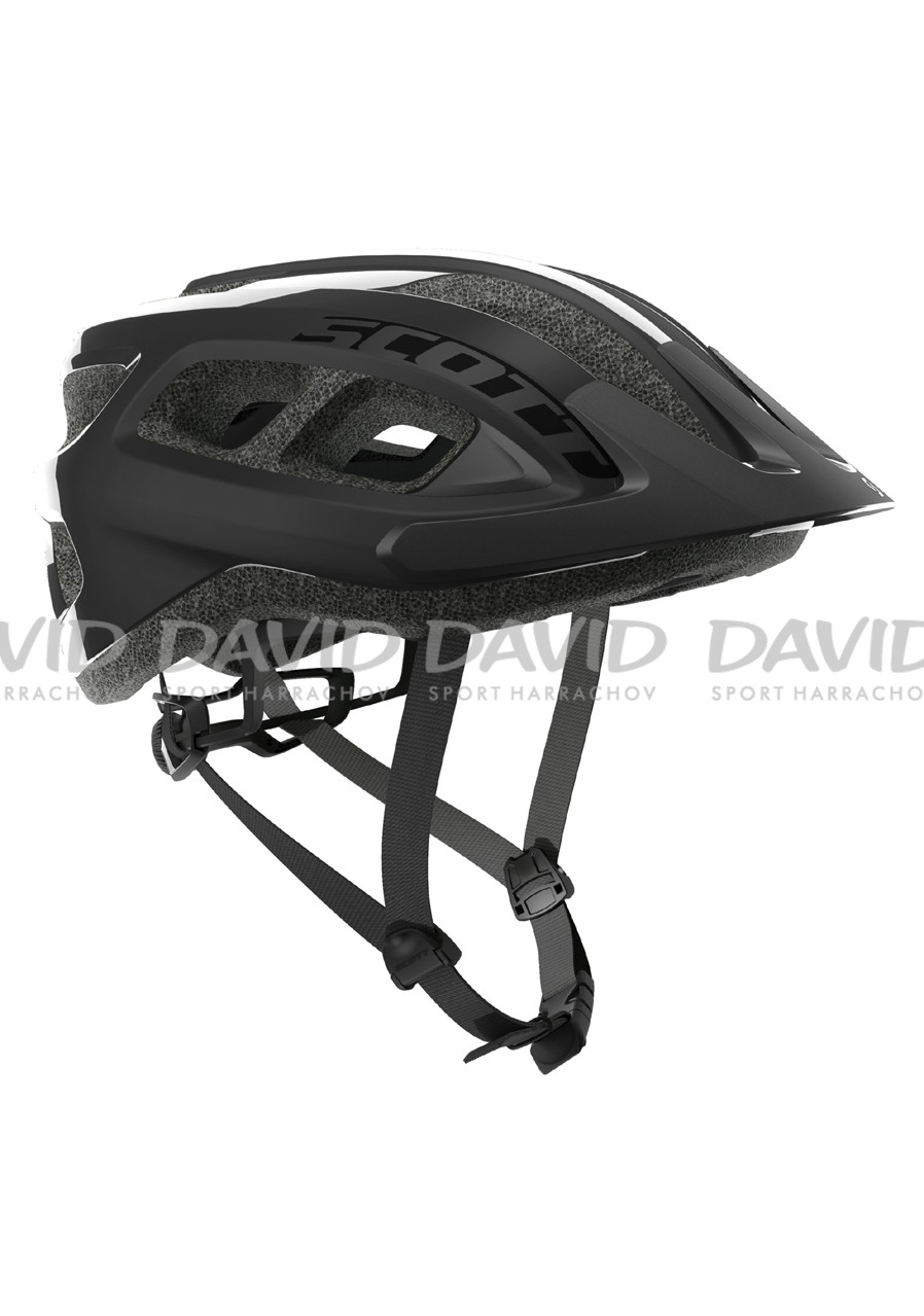 SCOTT 17 HELMET SUPRA (CE) BLACK