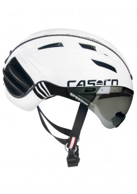Helma na kolo Casco Speedster Plus White/Black