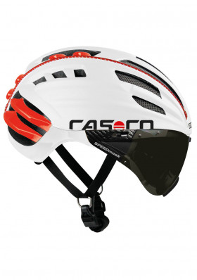 Cyklo helma Casco SPEEDairo White