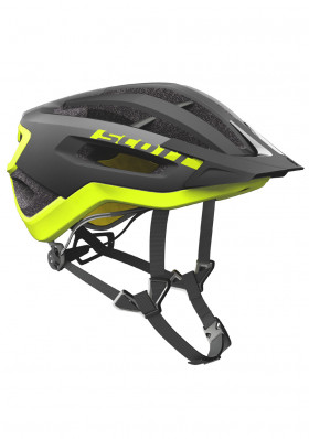 Cyklohelma Scott Helmet Fuga Plus rev (CE) black/yellow