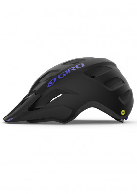 Cyklistická helma Giro Verce MIPS Mat Black/Electric Purple