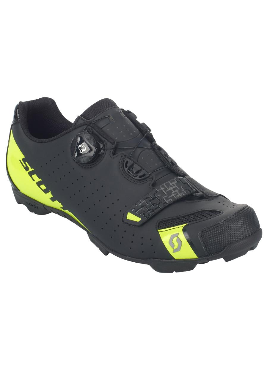 Cyklistické tretry Scott Shoe Mtb Comp Boa ma bl su yel  58c1ebfcda
