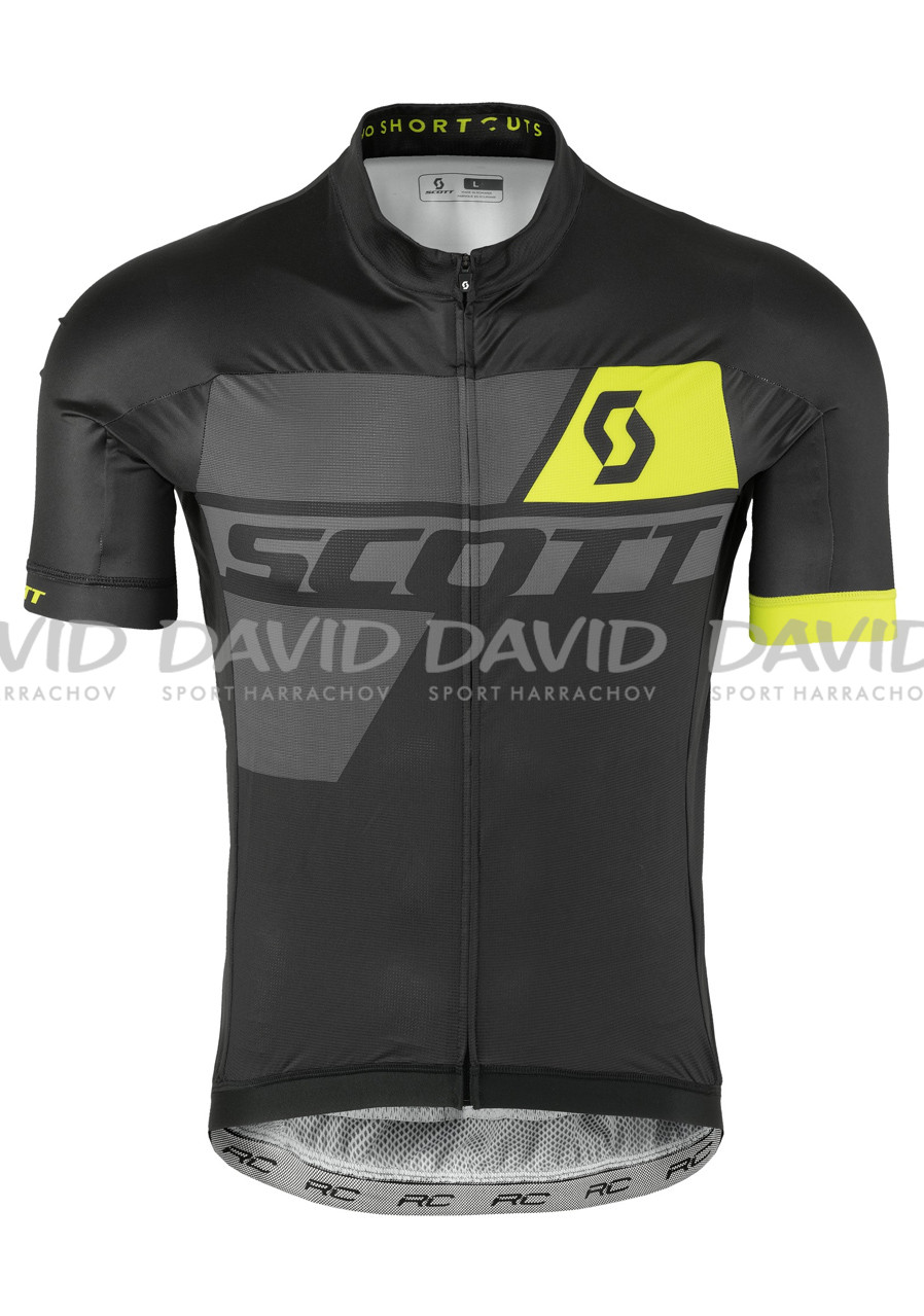 Cyklo dres - SCOTT 17 SHIRT RC PREMIUM