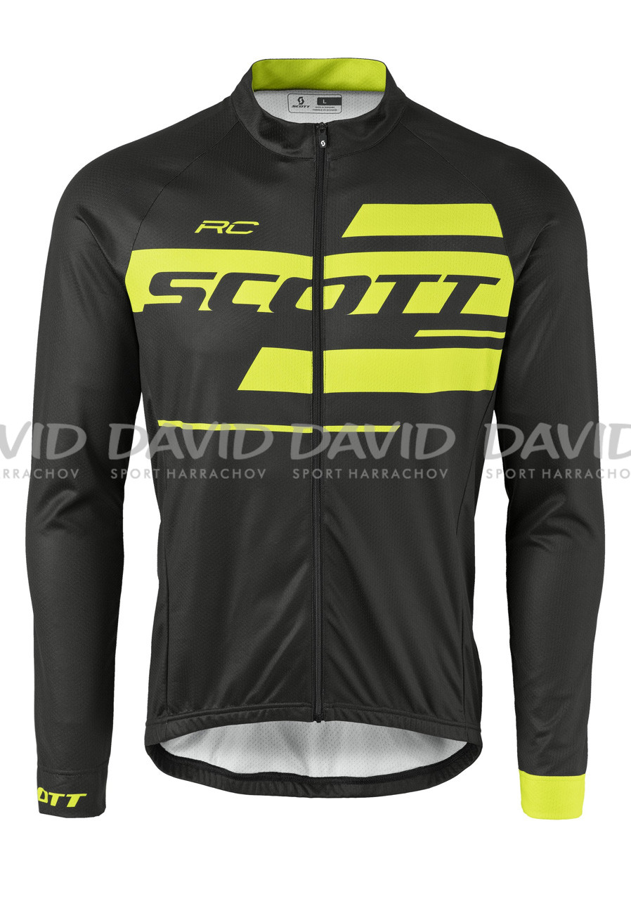 Bunda SCOTT 17 SHIRT RC TEAM 10 L/SL