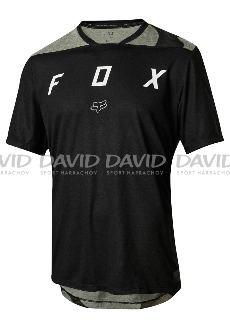 Fox Youth Indicator SS Jersey Black
