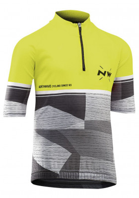 Dětský cyklo dres Northwave Origin Junior Jersey Short Sleeves
