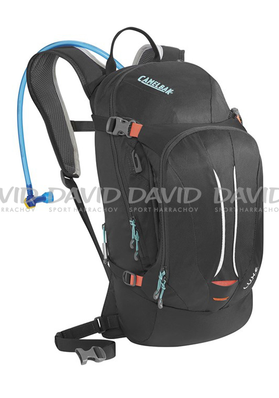 náhled Batoh CAMELBAK LUXE CHARCOAL/FIERY